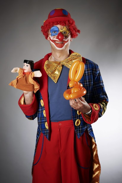 Jean en clown